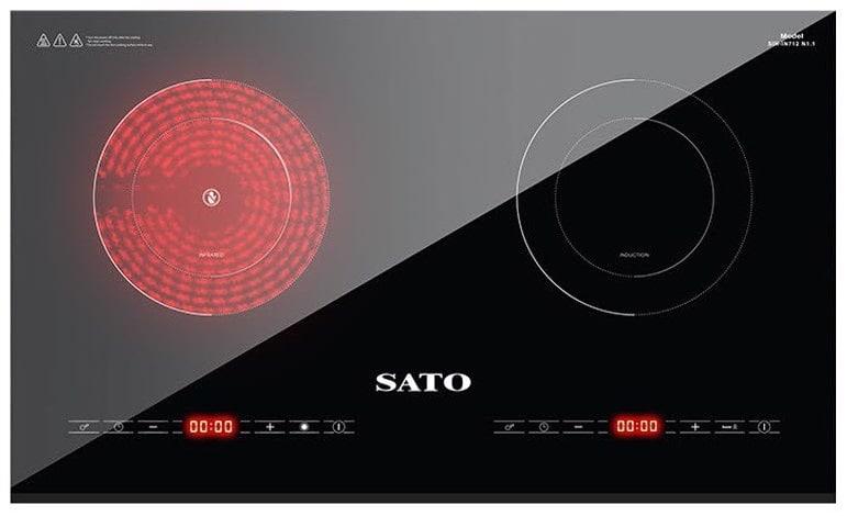 Bếp điện từ Sato sih-in711 n1.0